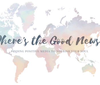 positive media, good news, brainspotting