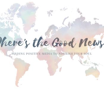 positive media, good news, brainspotting